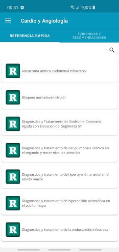 GPCs Ginecología y Obstetricia 1.4 screenshots 1