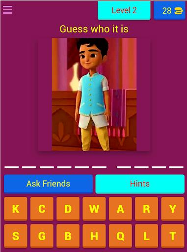 Mira, Royal Detective Quizz  screenshots 15