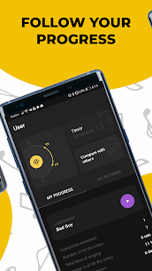 Singing app Vocaberry. Vocal training. Karaoke (MOD APK, Paid Lessons Unlocked/ AD-Free) v2.22.1GMS 5