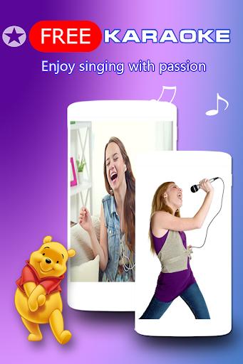 Sing Karaoke Online & Karaoke Record screenshots 1