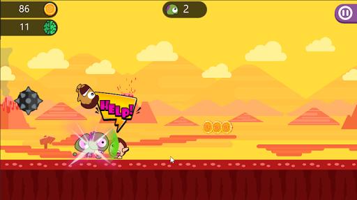 Monster Run: Jump Or Die 1.3.4 screenshots 2