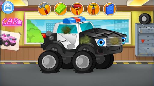 Repair machines - monster trucks 1.1.2 screenshots 4