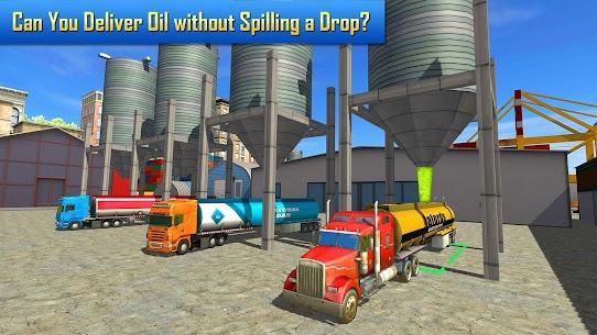 Oil Tanker Transporter Truck For Pc – Download For Windows 10, 8, 7, Mac 1