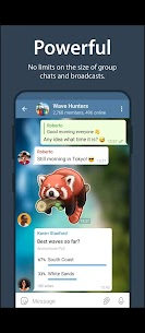 Encrypted messenger (2021) Apk For Android 5