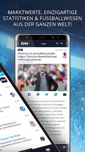 Transfermarkt: Fuu00dfballnews, Bundesliga, Liveticker 2.4.2 Screenshots 2