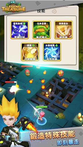 Legend of Treasure modiapk screenshots 1
