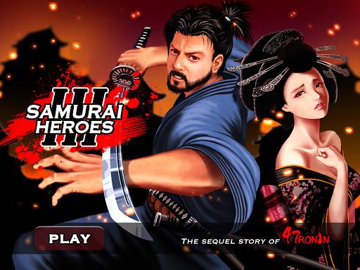 Samurai 3 - Action fight Assassin games  screenshots 11