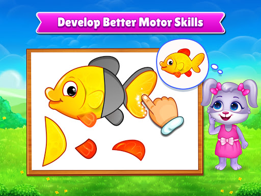 Puzzle Kids - Animals Shapes and Jigsaw Puzzles  screenshots 21