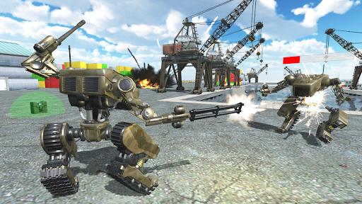 Robots at War 1.0.1 de.gamequotes.net 4