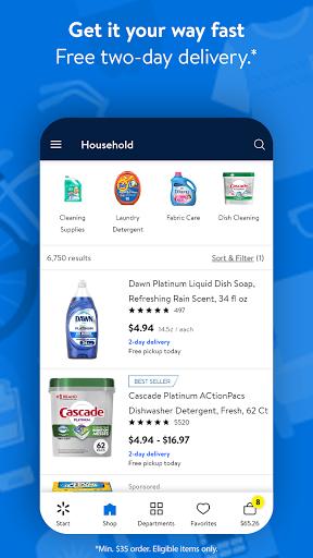 Walmart Shopping & Grocery 20.36.1 Screenshots 6