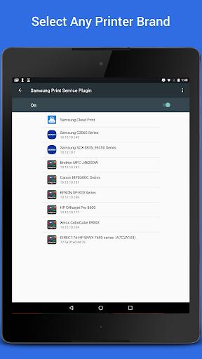 Samsung Print Service Plugin 3.06.200921 Screenshots 5