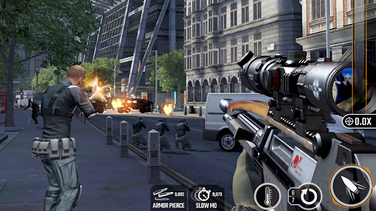 Sniper Strike – FPS 3D Shooting Game 6
