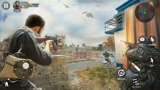 Modern Forces Free Fire Shooting New Games 2021 1.53 screenshots 23