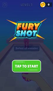 Fury Shot 3D Mod Apk: Paralyze Them All (UNLIMITED ITEMS) 6