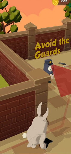 Mr Agent Spy Rabbit : Undercover Secret Service 1.3 screenshots 3