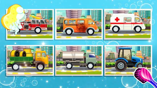 Car Wash- Kids Car Wash Cleaning Service Game 2021 1.1.4 screenshots 5