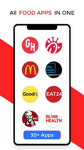 All in One Food Delivery App | Order Food Online 1.5.2 Screenshots 5