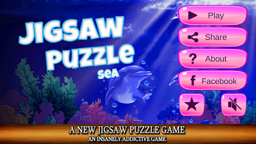 sea life and dolphins jigsaw puzzles for everyone screenshot 1