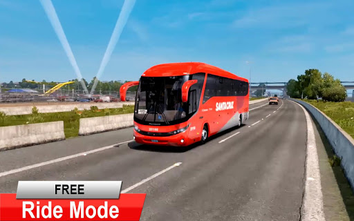 City Coach Bus Driving Simulator 3D: City Bus Game screenshots 17