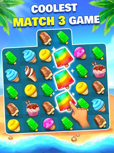 Ice Cream Paradise - Match 3 Puzzle Adventure filehippodl screenshot 9