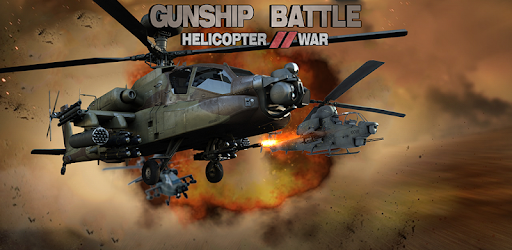 Screenshot of Helicopter Simulator 3D Gunship Battle Air Attack