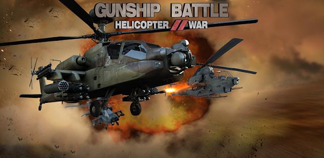 helicopter simulator 3d gunship battle air attack hack