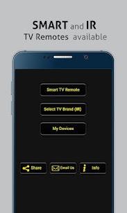 Universal Smart TV / IR TV Remote Control Mod Apk v1.0.23 (Premium) 1