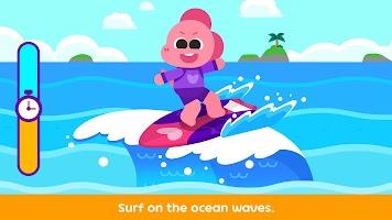 Cocobi Summer Vacation - Kids game, seaside picnic