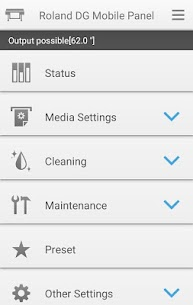 Roland DG Mobile Panel 2 1.5.1 Unlocked APK Mod Free 2