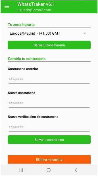 Imágen 4 de WhatsTraker Notificador para android