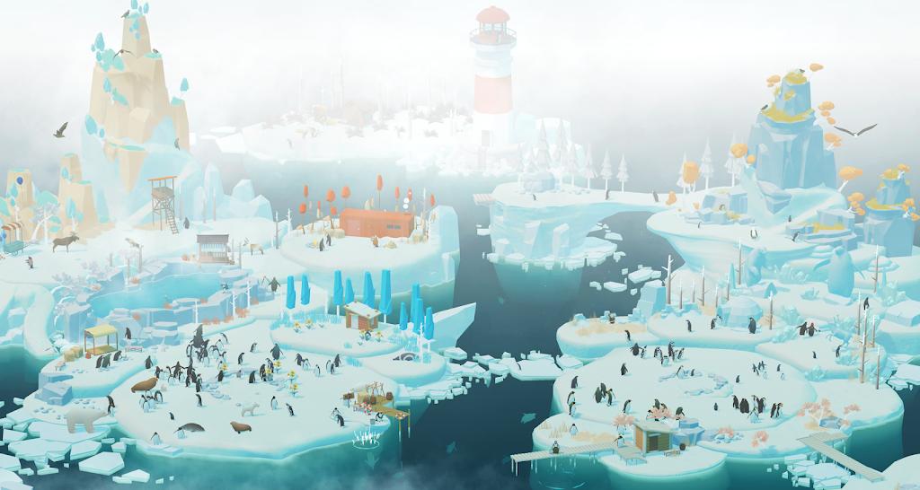 Penguin Isle poster 1
