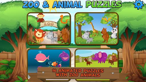 Zoo and Animal Puzzles apkdebit screenshots 9