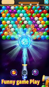 Bubble Shooter Mod Apk (Unlimited Golds) 3