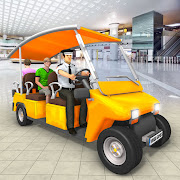 Taxi Shopping Mall Game: City Shopping Games 2021