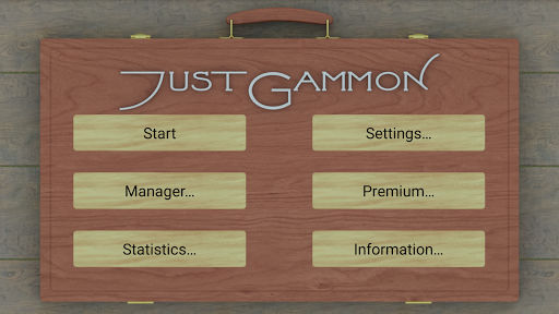 Backgammon Game - JustGammon 1.1.3 Screenshots 2