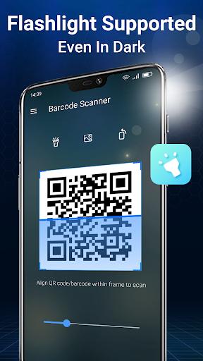 QR Code Scan & Barcode Scanner  screenshots 4