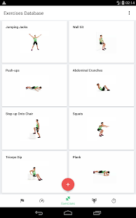 7-Minute Workouts -Daily Fitness with No Equipment