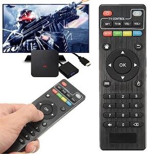TV AC Set Top Box Universal Remote Control 1.15 by cp developer logo