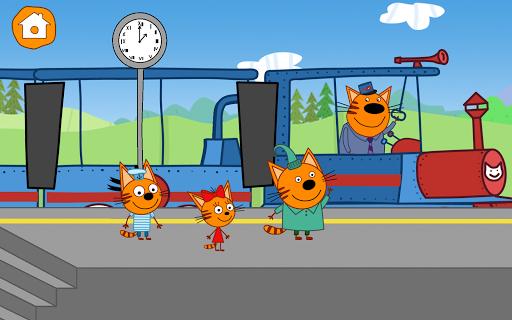 Kid-E-Cats Circus Games! Three Cats for Children  screenshots 16