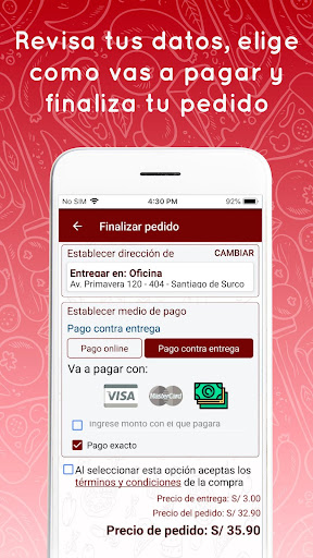 Pizza Raul Delivery 3.0.9 Screenshots 6