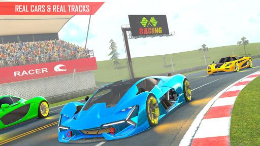 Extreme Car Racing Games: Driving Car Games 2021 2.7 Screenshots 1