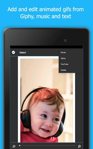 PicPlayPost Collage Maker, Slideshow, Video Editor 3.81.0_g_g Screenshots 16