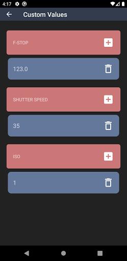 Light Meter - Free modavailable screenshots 8
