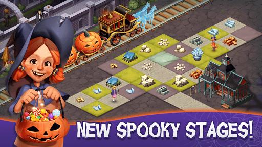 Merge train town! (Merge Games) screenshots 1