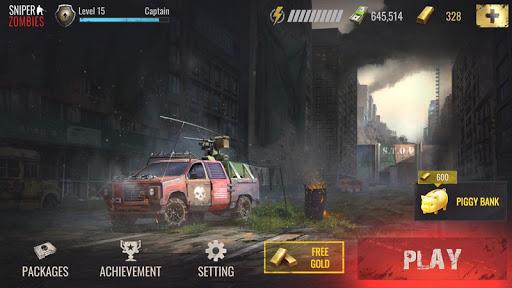 Sniper Zombies: Offline Shooting Games 3D screenshots 8