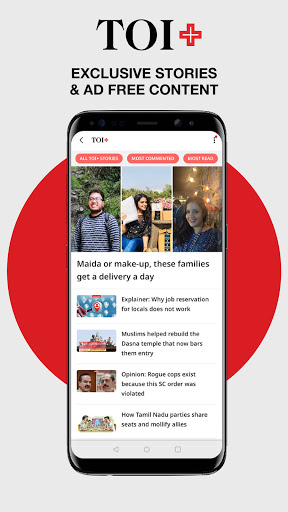 Download APK: The Times of India Newspaper – Latest News App v8.2.0.4 [Prime]