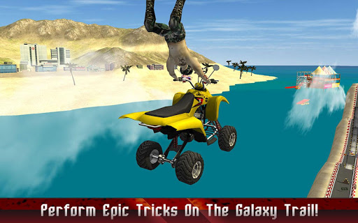 atv motocross quad trail galaxy screenshot 1