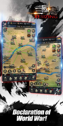 Télécharger Gratuit Three Kingdoms RESIZING apk mod screenshots 3