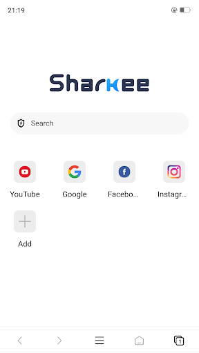Sharkee Browser 1.0.18 Screenshots 1