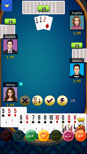 Big 2 - KK Pusoy Dos 1.38 Screenshots 6